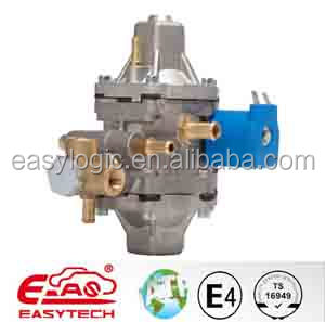 AT12 CNG multipoint sequential reducer for CNG conversion kit