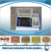 40w 60w Small Co2 Laser Cutting Machine GY-3020KM 300*200mm 400mm*300mm, fiber laser cutter metal