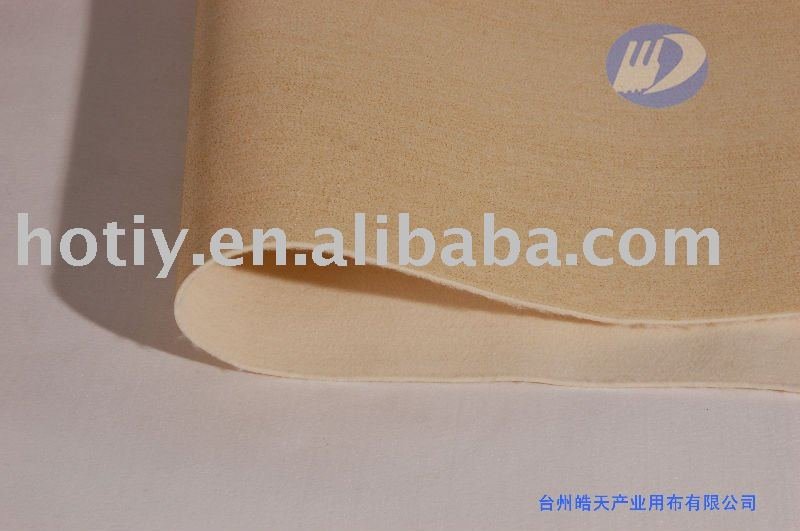 Nomex Needle Punched Felt For baghouse filter bag filter material