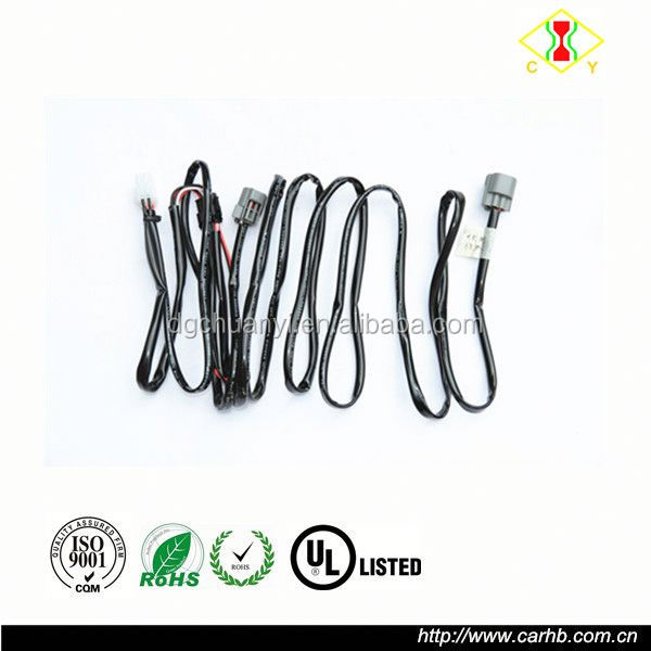 High quality insulation terminal oem wiring harnesss