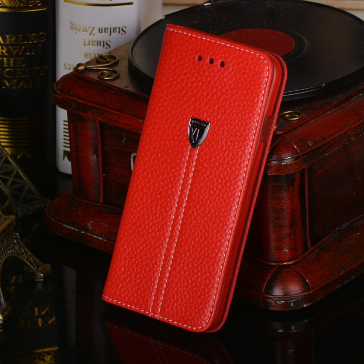 Double color holder PU leather phone case for samsung galaxy s4