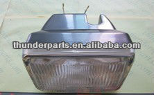Motorcycle head light,Faro del,parts for AX100