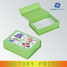 Cute Animal Green Color Cheap Trinket Box