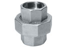 ss304 ss316l or cf8 cf8m materials stainless steel pipe fitting sanitary union for the ammonia cold equipment