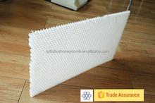 High quality 8mm cell pp plastic honeycomb core