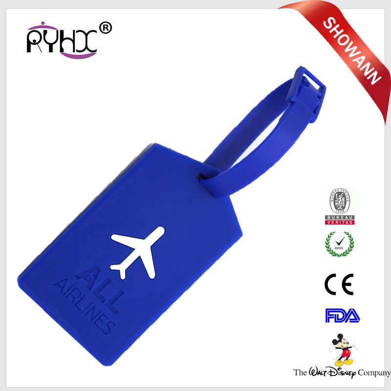 Wholesale custom luggage tag metal - Online Buy Best custom ...
