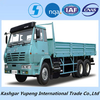 Best China SHACMAN 10ton cargo truck / 10 ton flat truck for sale!
