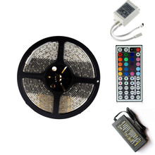 high quality multi color led strip light rgb 5050 with factory price