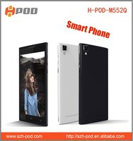 5.5 inch android vatop smart phone 3g quad core 1g+8gb ips screen