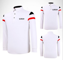 New Winter Mens Golf Sport Polo Shirt
