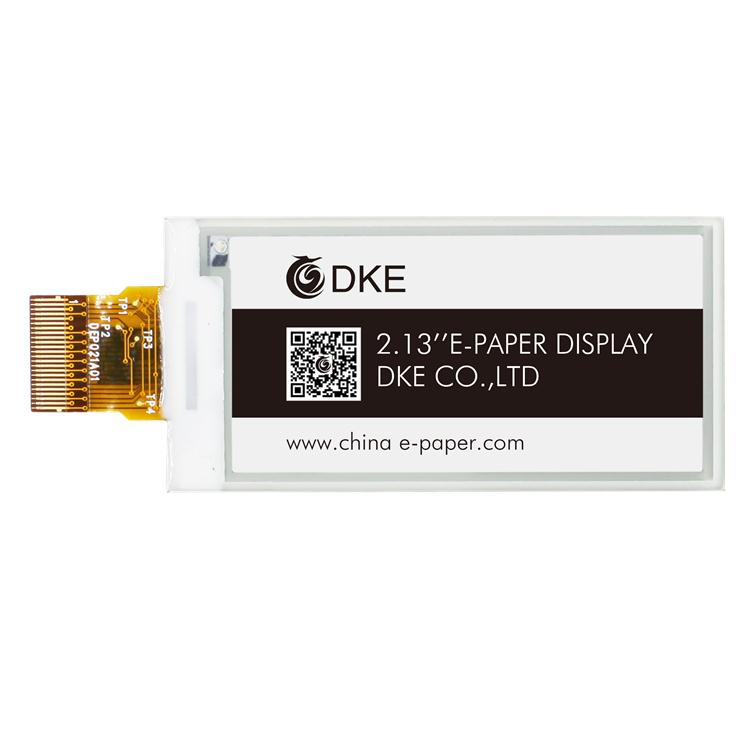 DKE2.13 E-paper White Black E-ink Display EPD ESL Electronic Shelf Labels