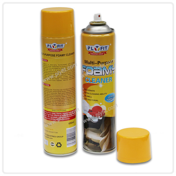 Car Cleaning All Purpose Foamy Spray Cleaner