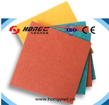 Changshu HongYi Sound Absorption Studio fireproof panel Soundproof mat fabric acoustic wall panel