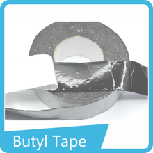 single sided waterproof Butyl Aluminum Tape for Construction