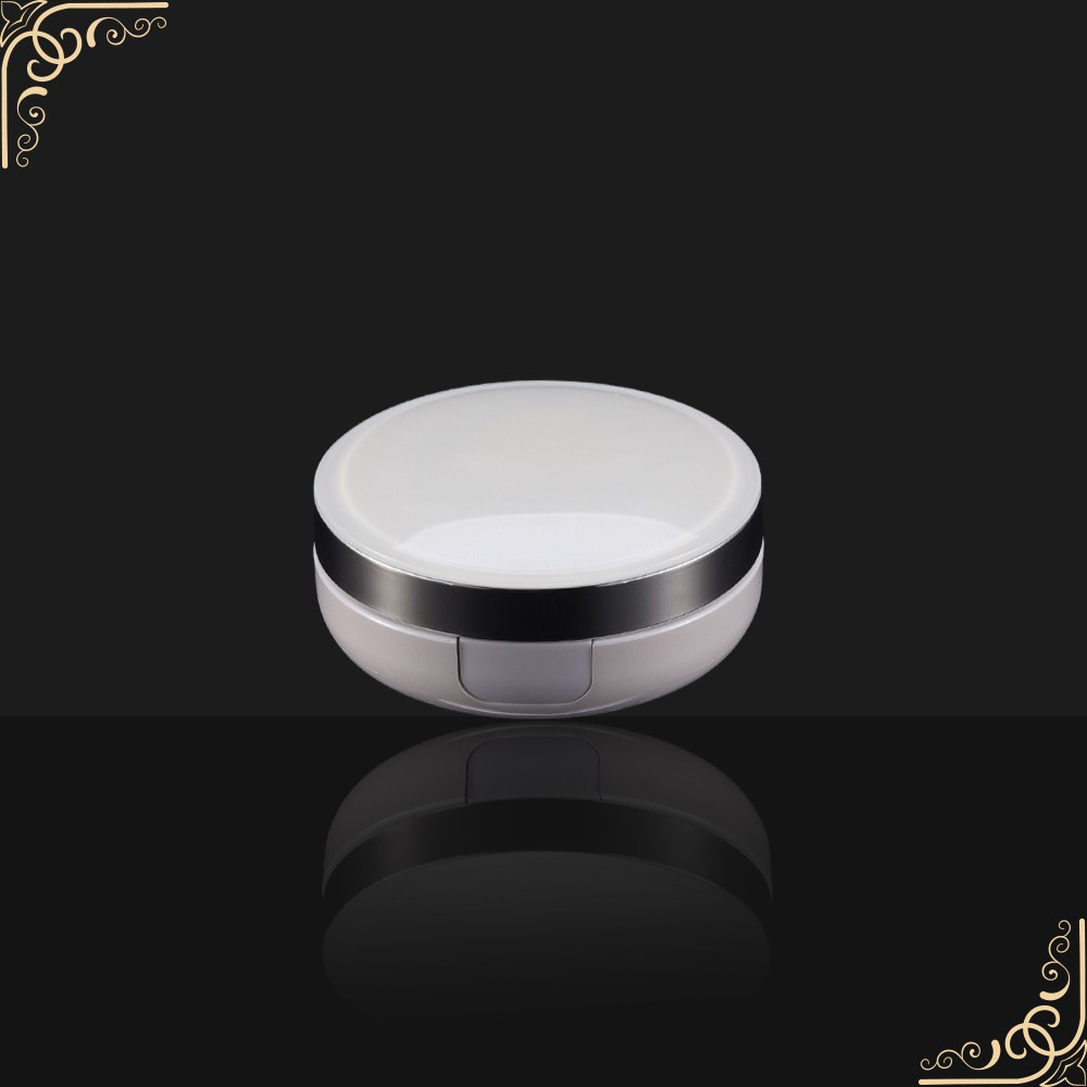 round empty cosmetic makeup use air cushion case