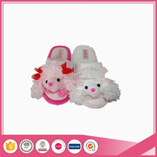 cat style animal shaped indoor slippers for lady and kids