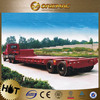 Competitive price CIMC stake drop axle semi truck and trailers