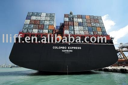 Best sea shipping rates from China to Brazil Chile
