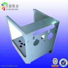 Fabricated aluminum sheet metal products