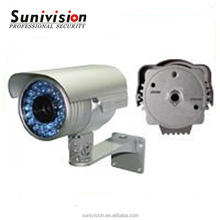 High quality IP66 waterproof ir digital color ccd surveillance cameras