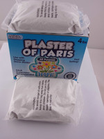4lb craft plaster of paris/ gypsum powder/plaster of the paris powder