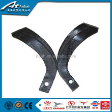 Agriculture Spare Parts Rotary Tiller Blade factory