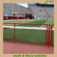 Plastic Coated/Metal/Various Types of Outdoor Fences