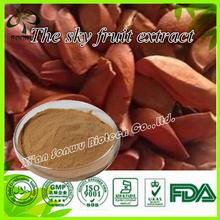 The sky fruit extract/saponins/flavonoids