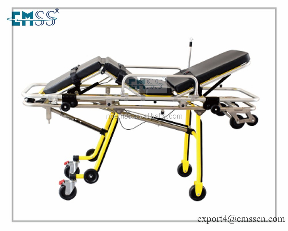 first-aid devices multi-function hydraulic air ambulance stretcher