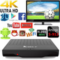 KM8P Android 6.0 amlogic s912 octa core media player 4K HD 1G/8G Tv Box download flash player free download 3d hd media player