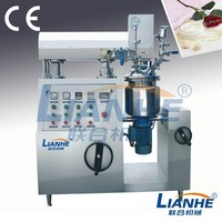 Small lab use Vacuum-Emulsifying Mixer CE