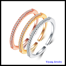 2017 Hot Products 1 Gram Gold Ring For Women