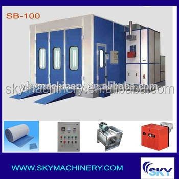 SB-100 china supplier mini paint booth/inflatable spray booth