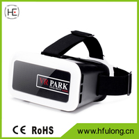 2016 new products 3d glasses virtual reality VR box for iphone