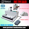 Excellent Quality Pneumatic Foot Type Constant Heat Sealing Equipment