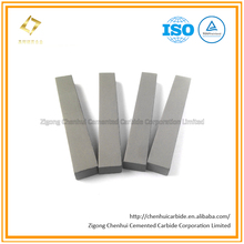 K10 K20 Customized Tungsten Carbide strips for crush stone