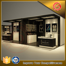Original luxury necklack jewellery shop furniture design