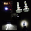 COB LED Bulbs Car DRL Fog Headlight Lamp Bulb High Power LED H7 12 24V DC 2016 New Product PA