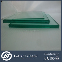 High quality 6mm-12mm tempered glass deck panels for Furniture, made in China