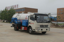 Dongfeng sewage tanker(4x2,wheel base:3.8 meters)