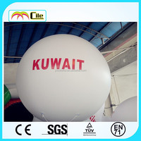 CILE custom advertising inflatable water polo white model