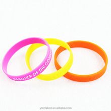 Rubber Bracelets Silicone Wrist Band For Kids, Party Favor, To Keep Or To Trade