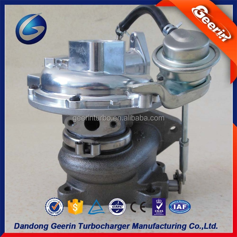 Geerin Turbocharger