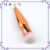 factory wholesale beauty makeup metal handle powder blush makeup brush