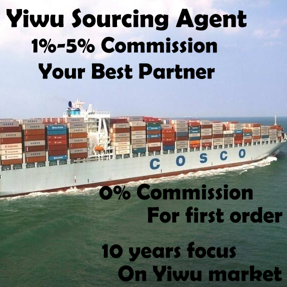 Yiwu Sourcing agent wanted china dispersing Shipping Agent