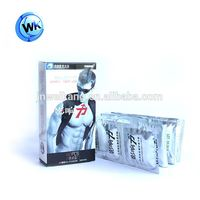 Hot Sale New Fashion Adult Sensitive Orgasm Latex Condom /Dotted& Ribbed G spot Condoms