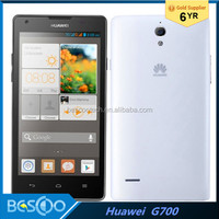 "Hot 5.0"" Huawei G700 MTK6589 1.2 GHz Dual SIM Card Dual android mobile phone"