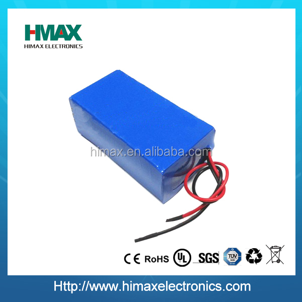shenzhen factory lifepo4 e-bike battery 36v 16ah