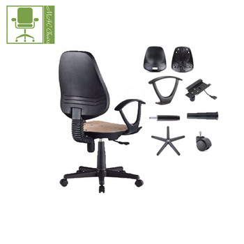 office furniture parts chair component chair kit for fabric chair