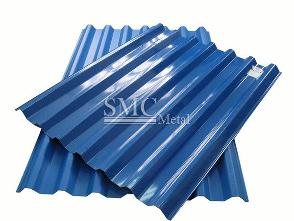 metal sheet tile corrugated steell